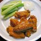Crispy Oven Baked Hot Wings, a #wingweek guest post