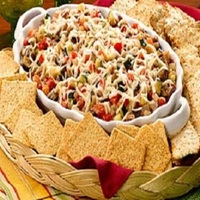 Italian Vegetable-Cheese Appetizer