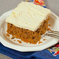 Luscious Lentil Spice Cake
