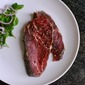 Hawksmoor at Home's cured beef tenderloin.