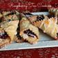 Raspberry Tea Cookies