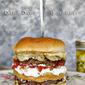 Double Decker Greek Burger