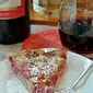 Raspberry Custard #SundaySupper