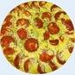 Crustless Tomato Ricotta Pie
