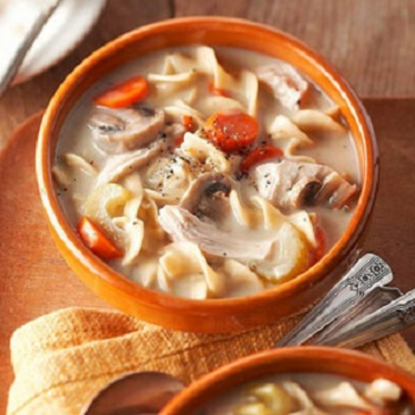 Crockpot Chicken Noodle Soup Recipe By Recipe