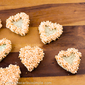 Low-Carb Appetizer for Valentine's Day
