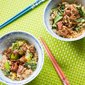 Sizzling Chicken with Bok Choy from Jennifer Tyler Lee's The 52 New Foods Challenge