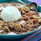 Oven Baked Roux Mardi Gras Gumbo (Gluten Free)