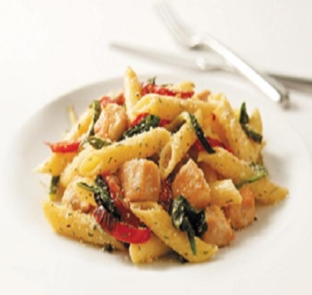 Chicken-Pasta Primavera