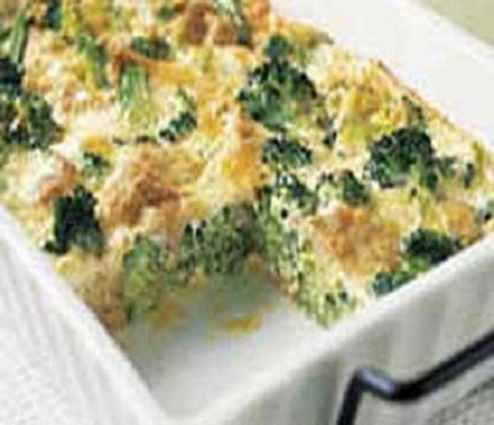 Broccoli Quiche Casserole