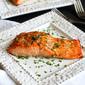Maple Dijon Baked Salmon + #HealthyNewYear Challenge Recap