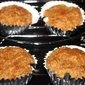Eggless whole wheat carrot muffins recipe