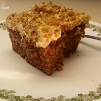 Aunt Flossie's Carrot Cake