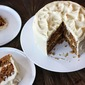 Carrot Spice Cake with Cream Cheese Frosting