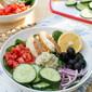 Panera's Power Chicken Hummus Bowl
