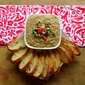 White Bean and Basil Spread for #SundaySupper