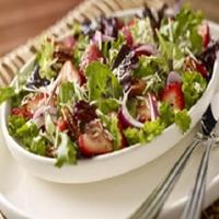 Strawberry-Pecan Salad