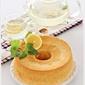 Honey Lemon Chiffon Cake 蜂蜜柠檬戚风蛋糕