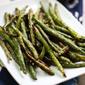 Crispy Roasted Green Beans