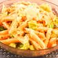Cheesy Penne w/Broccoli