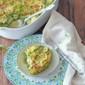 Broccoli and Orecchiette Lemon Ricotta Bake
