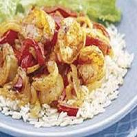 Venezuelan Shrimp Meal