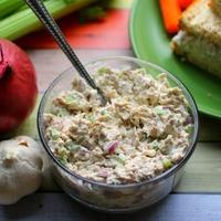 Garlic & Onion Lover's Chicken Salad