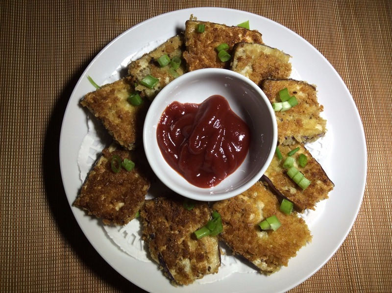 Fried Breaded Eggplant Recipe by Rene - CookEatShare