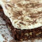 Chocolate Chip Brownies with Cream Cheese Frosting