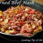 Corned Beef Hash from Leftovers
