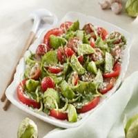 Tomatillo-Tomato Salad