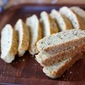 Cornmeal with Rosemary and Parmigiano Biscotti