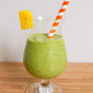 Tropical Green Smoothie Recipe + a giveaway!