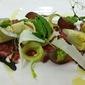 Cured Wagyu Beef Salad
