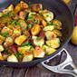 Bacon Parsley Roasted Potatoes