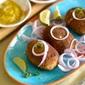 Bengali dimer devil / deviled eggs a la college canteen style