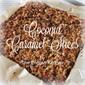 Coconut Caramel Slices