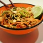 Chicken Pad Thai with Zoodles #SundaySupper