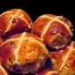 Hollywood-Style Hot Cross Buns