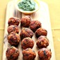 Paneer Beet Balls- Indian Inspired