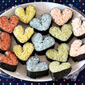 How to Make Heart Shaped Rice Rolls (Sushi Idea) - Video Recipe