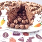Mad About Maltesers Easter Bunny Chocolate Piñata Cake