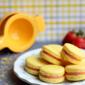 Strawberry Lemonade Macarons #OXOSpringCleaning