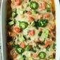 Chicken Enchiladas with Creamy Green Chili Sauce