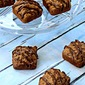Chocolate Hazelnut Banana Muffins