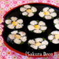 How to Make Sakura Deco Rice Rolls (Sushi Roll Idea) - Video Recipe