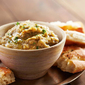 Roasted Whipped Eggplant Dip