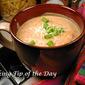 Salsa Corn Soup