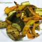 Crispy Baked Vegetables
