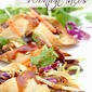 Guest Post: Hawaiian BBQ Pork Wonton Tacos from The Chunky Chef